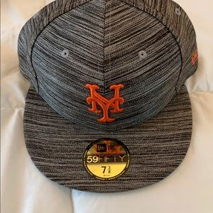 New Era 59fifty Mets Fitted Hat